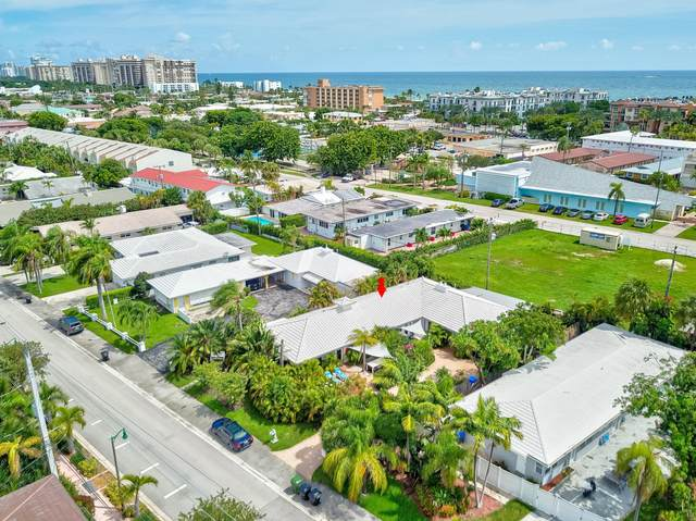 4430 Seagrape Drive 1-2, Lauderdale By the Sea, FL 33308 (#RX-10655307) :: The Rizzuto Woodman Team