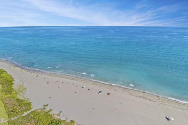 500 S Ocean Boulevard #1101, Boca Raton, FL 33432 (MLS #RX-10655425) :: Berkshire Hathaway HomeServices EWM Realty