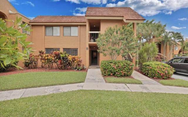 11255 Green Lake Drive #203, Boynton Beach, FL 33437 (MLS #RX-10655498) :: Berkshire Hathaway HomeServices EWM Realty