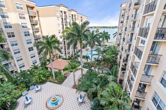 1801 N Flagler Drive #110, West Palm Beach, FL 33407 (MLS #RX-10655539) :: Berkshire Hathaway HomeServices EWM Realty