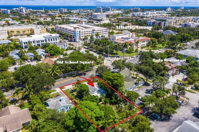 108 N Swinton Avenue, Delray Beach, FL 33444 (#RX-10655604) :: The Rizzuto Woodman Team