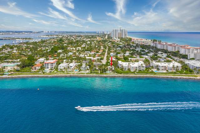 150 Inlet 1 Way Ph, Palm Beach Shores, FL 33404 (MLS #RX-10655639) :: The Jack Coden Group