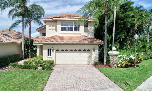 6207 San Michel Way, Delray Beach, FL 33484 (#RX-10655646) :: Posh Properties