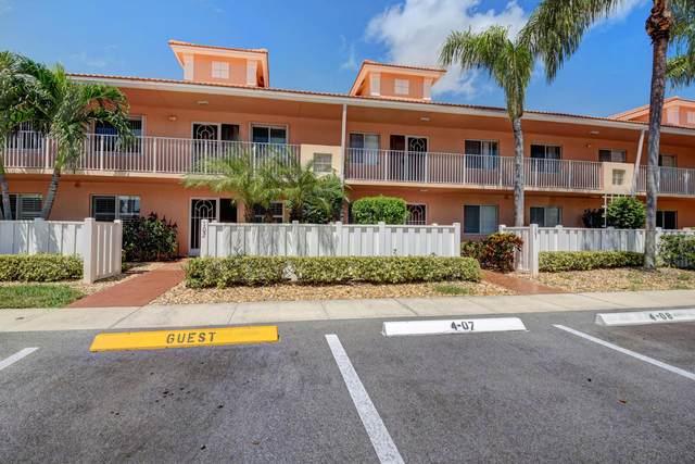 5951 Regal Glen Drive #203, Boynton Beach, FL 33437 (#RX-10655679) :: Ryan Jennings Group