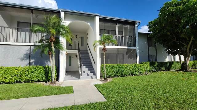 1006 Green Pine Boulevard F1, West Palm Beach, FL 33409 (MLS #RX-10655682) :: Berkshire Hathaway HomeServices EWM Realty