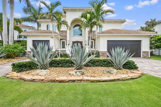 13885 Willow Cay Drive, North Palm Beach, FL 33408 (MLS #RX-10655705) :: Laurie Finkelstein Reader Team