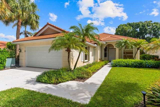 254 E Tall Oaks Circle, Palm Beach Gardens, FL 33410 (MLS #RX-10655759) :: Laurie Finkelstein Reader Team