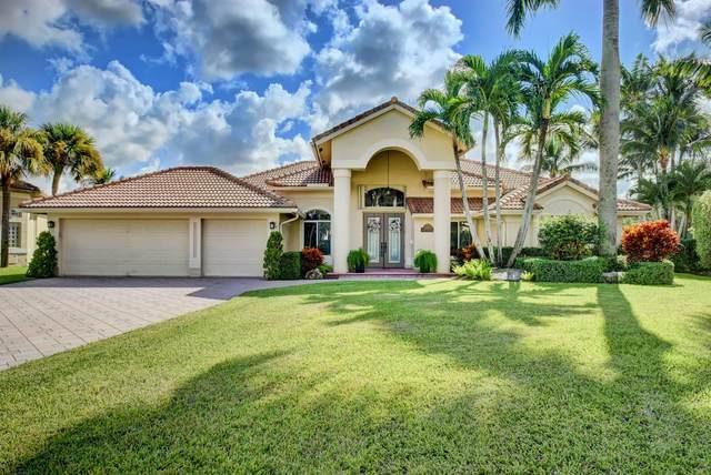 15769 Cypress Chase Lane, Wellington, FL 33414 (#RX-10655760) :: Treasure Property Group