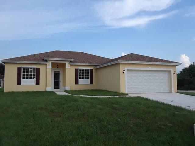 1798 SW Bradway Lane, Port Saint Lucie, FL 34953 (MLS #RX-10655797) :: Berkshire Hathaway HomeServices EWM Realty