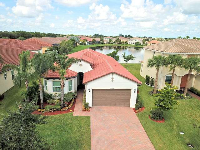 3005 Strada Court, Royal Palm Beach, FL 33411 (#RX-10655836) :: Treasure Property Group