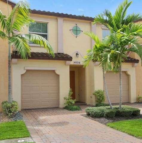 4626 Mediterranean Circle, Palm Beach Gardens, FL 33418 (#RX-10655882) :: Ryan Jennings Group