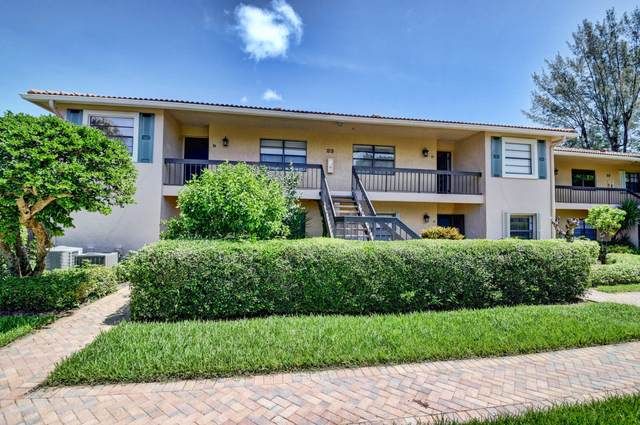 23 Southport Lane D, Boynton Beach, FL 33436 (#RX-10655940) :: Posh Properties