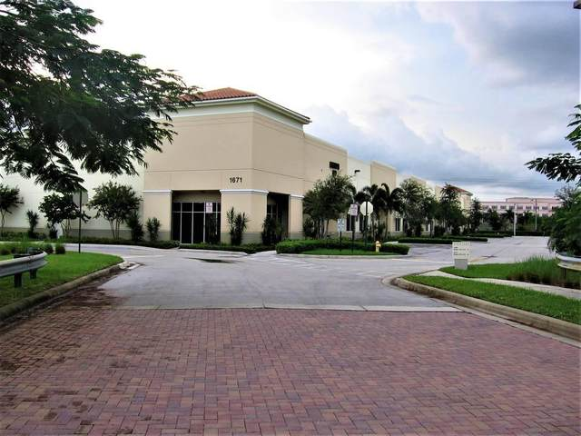 1671 NW 144th Terrace #107, Sunrise, FL 33323 (#RX-10655948) :: Posh Properties