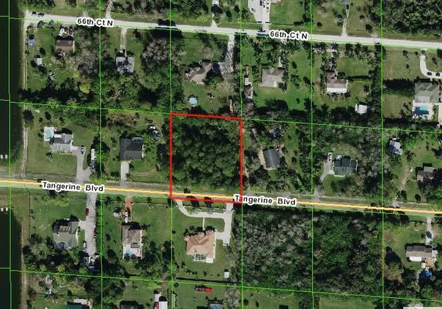 Xxxx Tangerine Boulevard, Loxahatchee, FL 33470 (#RX-10656015) :: Treasure Property Group