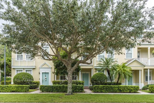132 W Thatch Palm Circle, Jupiter, FL 33458 (MLS #RX-10656033) :: Berkshire Hathaway HomeServices EWM Realty
