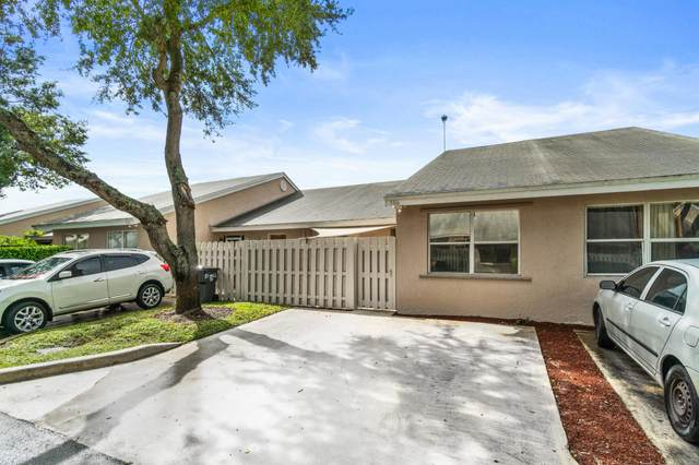5166 Glencove Lane, West Palm Beach, FL 33415 (MLS #RX-10656090) :: The Paiz Group