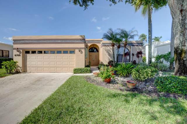 6705 Palermo Way, Lake Worth, FL 33467 (#RX-10656107) :: Treasure Property Group