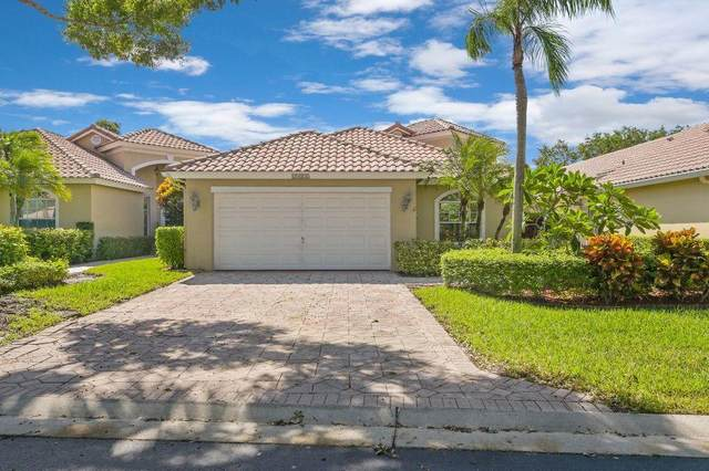 11077 Indian Lake Circle, Boynton Beach, FL 33437 (MLS #RX-10656122) :: Berkshire Hathaway HomeServices EWM Realty