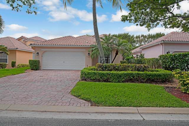 11065 Indian Lake Circle, Boynton Beach, FL 33437 (MLS #RX-10656128) :: Berkshire Hathaway HomeServices EWM Realty