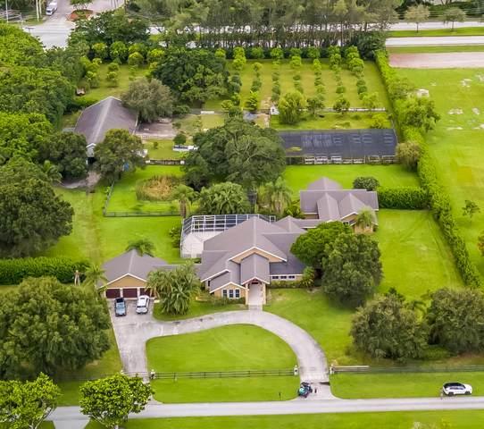 8540 Surrey Lane, Boca Raton, FL 33496 (MLS #RX-10656137) :: The Paiz Group