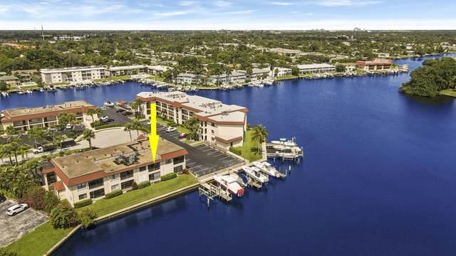 312 Lake Circle #207, North Palm Beach, FL 33408 (MLS #RX-10656159) :: Laurie Finkelstein Reader Team