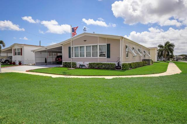 4348 Meadow View Drive, Boynton Beach, FL 33436 (#RX-10656160) :: Posh Properties