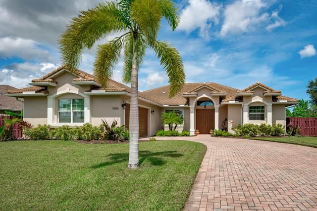 5955 NW Brenda Circle, Port Saint Lucie, FL 34953 (MLS #RX-10656179) :: Laurie Finkelstein Reader Team