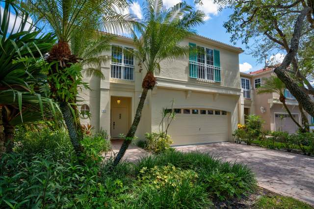 83 Via Verona, Palm Beach Gardens, FL 33418 (#RX-10656185) :: The Rizzuto Woodman Team