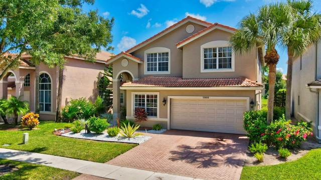 12600 Colony Preserve Drive, Boynton Beach, FL 33436 (#RX-10656193) :: Treasure Property Group