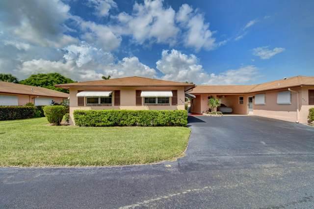356 Flamingo Lane, Delray Beach, FL 33445 (#RX-10656194) :: Treasure Property Group