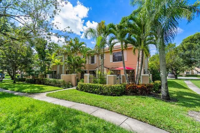 358 Prestwick Circle #4, Palm Beach Gardens, FL 33418 (#RX-10656196) :: Treasure Property Group