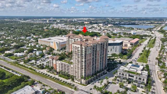550 Okeechobee Boulevard #1804, West Palm Beach, FL 33401 (MLS #RX-10656212) :: Berkshire Hathaway HomeServices EWM Realty