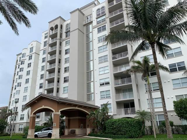 3606 S Ocean Boulevard #601, Highland Beach, FL 33487 (#RX-10656245) :: Posh Properties