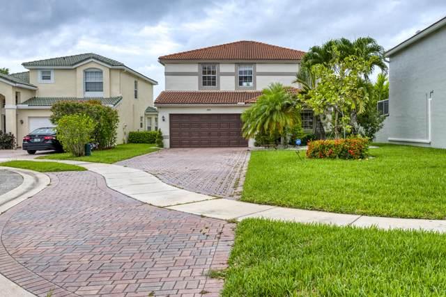 4018 Bluff Harbor Way, Wellington, FL 33449 (#RX-10656299) :: Treasure Property Group