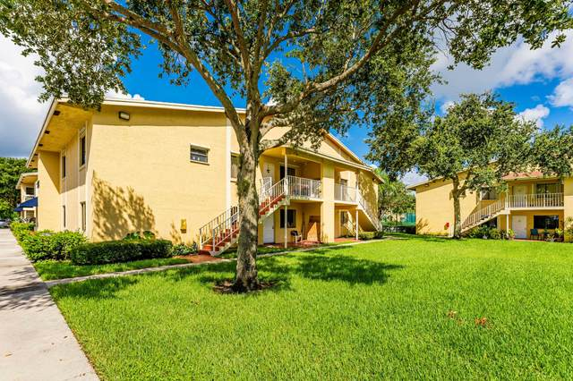 6063 10th Avenue N #248, Greenacres, FL 33463 (MLS #RX-10656303) :: Berkshire Hathaway HomeServices EWM Realty