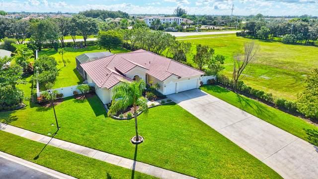 9218 Olmstead Drive, Lake Worth, FL 33467 (MLS #RX-10656334) :: Laurie Finkelstein Reader Team