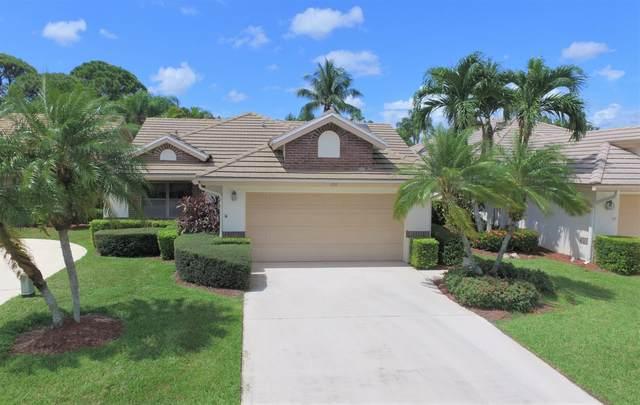 438 SW Jefferson Circle, Saint Lucie West, FL 34986 (MLS #RX-10656340) :: Berkshire Hathaway HomeServices EWM Realty