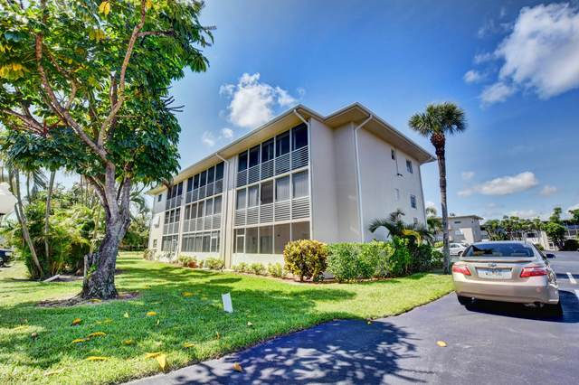 2812 S Garden Drive #302, Lake Worth, FL 33461 (#RX-10656365) :: Baron Real Estate