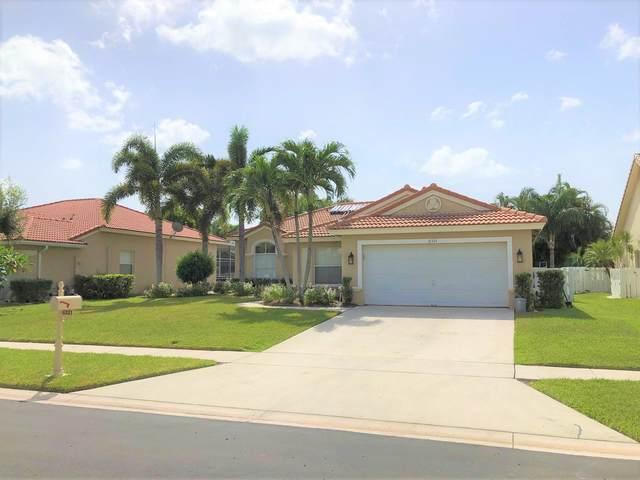 6321 Shinnecock Lane, Lake Worth, FL 33463 (MLS #RX-10656381) :: Laurie Finkelstein Reader Team