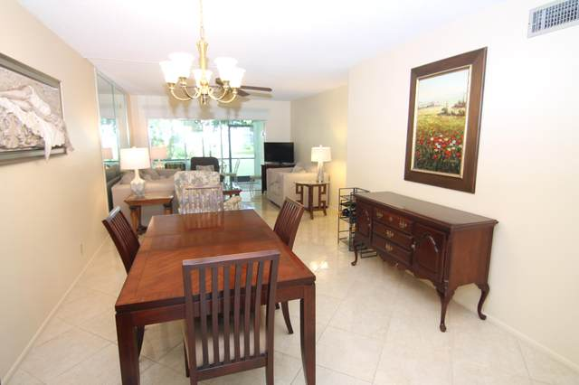 2720 SW 22nd Avenue #1511, Delray Beach, FL 33445 (#RX-10656391) :: Treasure Property Group