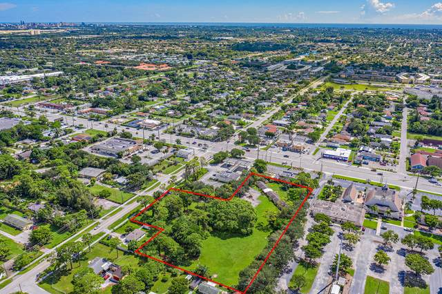 4600 Purdy Lane, West Palm Beach, FL 33415 (MLS #RX-10656393) :: Berkshire Hathaway HomeServices EWM Realty