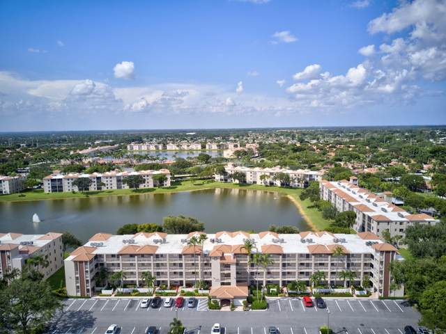 6149 Pointe Regal Circle #308, Delray Beach, FL 33484 (#RX-10656470) :: Treasure Property Group