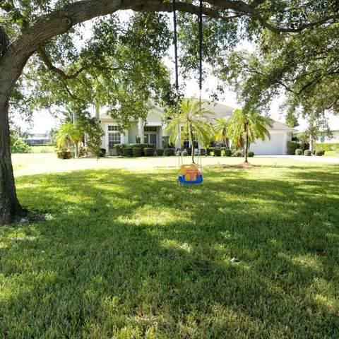 2604 SW River Shore Drive, Port Saint Lucie, FL 34984 (#RX-10656476) :: Treasure Property Group