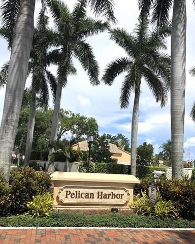 100 Pelican Pointe Drive #202, Delray Beach, FL 33483 (#RX-10656482) :: Treasure Property Group
