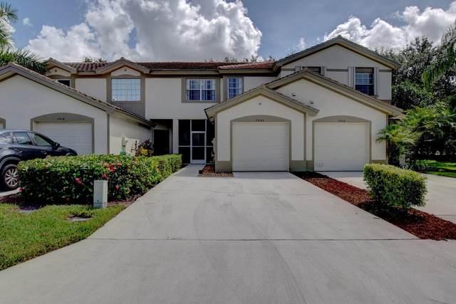7922 Sienna Springs Drive, Lake Worth, FL 33463 (#RX-10656490) :: Treasure Property Group