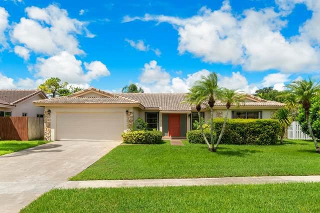6365 Woodbury Road, Boca Raton, FL 33433 (#RX-10656493) :: Treasure Property Group
