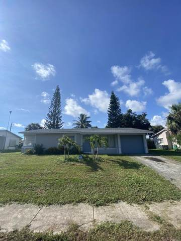 2132 SW 12th Court, Delray Beach, FL 33445 (#RX-10656501) :: Ryan Jennings Group