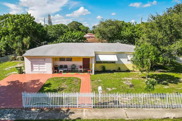 805 NW 128th Street, North Miami, FL 33168 (MLS #RX-10656516) :: United Realty Group