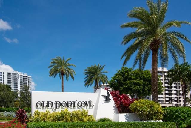 1208 Marine Way #907, North Palm Beach, FL 33408 (#RX-10656526) :: Ryan Jennings Group