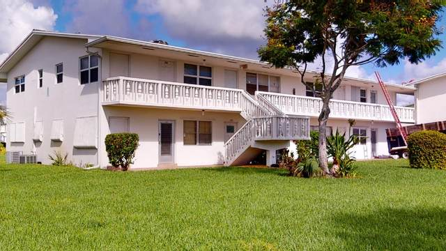 194 Easthampton I, West Palm Beach, FL 33417 (MLS #RX-10656567) :: Berkshire Hathaway HomeServices EWM Realty
